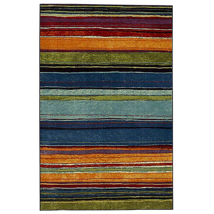 Alternate image 1 for Mohawk® Rainbow Multicolor Rug