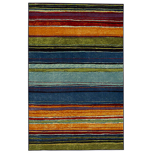 Alternate image 1 for Mohawk® Rainbow 7-Foot 6-Inch x 10-Foot Multicolor Area Rug