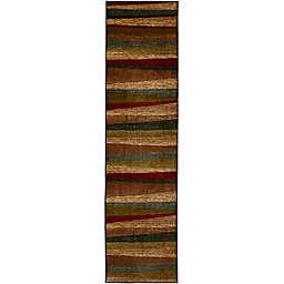 Mohawk® Mayan Sunset 2-Foot x 8-Foot Runner in Sierra
