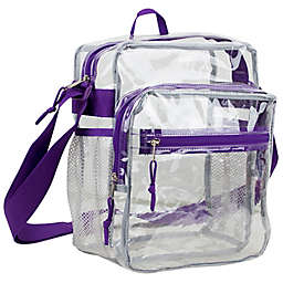 Eastsport Clear Stadium Messenger Bag
