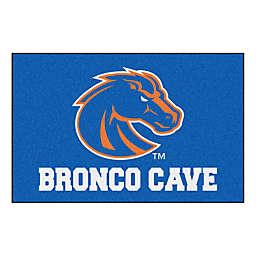 "Boise State University 19"" x 30"" Man Cave Floor Mat"