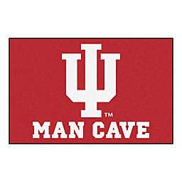 "Indiana University 19"" x 30"" Man Cave Floor Mat"