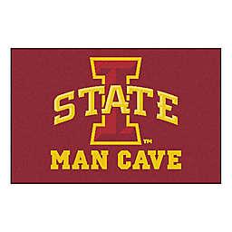 "Iowa State University 19"" x 30"" Man Cave Floor Mat"