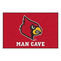 "University of Louisville 19"" x 30"" Man Cave Floor Mat"