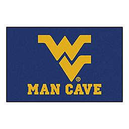 "West Virginia University 19"" x 30"" Man Cave Floor Mat"