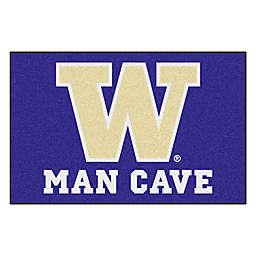 "University of Washington 19"" x 30"" Man Cave Floor Mat"