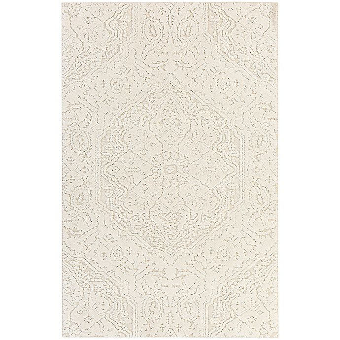 Alternate image 1 for Mohawk Home Loft Francesca Area Rug in Cream