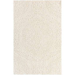 Mohawk Home Loft Francesca Area Rug in Cream