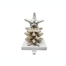 7.75-Inch Starfish Tree Stocking Hanger