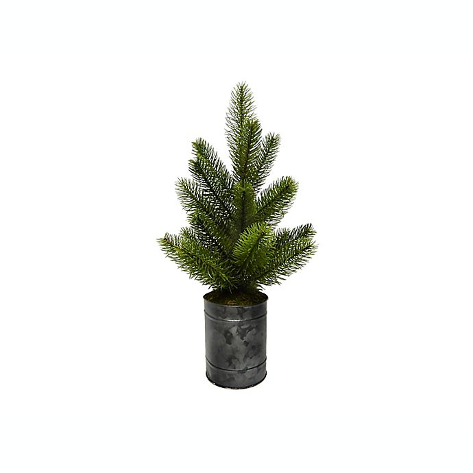 Alternate image 1 for 18-Inch Galvi Potted Tree