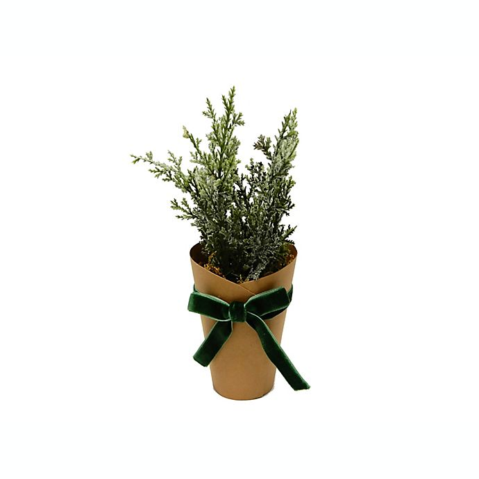 Alternate image 1 for Bee & Willow™ Home Kraft Wrapped Greenery