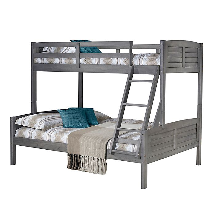 Alternate image 1 for Louver Bunk Bed