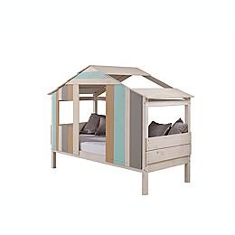 Caribbean Bay Loft Twin Bed