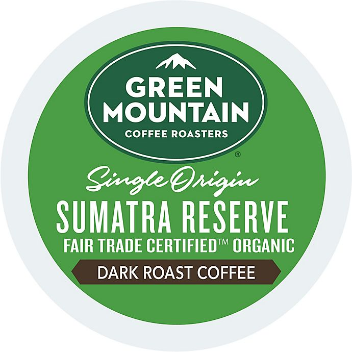 Alternate image 1 for Green Mountain Coffee® Sumatra Reserve Coffee Keurig® K-Cup® Pods 24-Count
