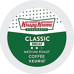 Krispy Kreme Doughnuts® Classic Decaf Coffee Keurig® K-Cup® Pods 24-Count