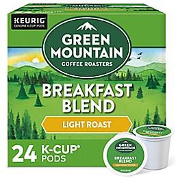Green Mountain Coffee® Breakfast Blend Keurig® K-Cup® Pods 24-Count