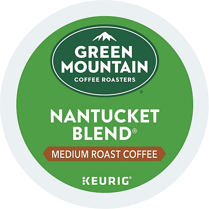 Alternate image 1 for Green Mountain Coffee® Nantucket Blend Keurig® K-Cup® Pods 24-Count