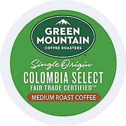 Green Mountain Coffee® Columbia Fair Trade Select Keurig® K-Cup® Pods 24-Count