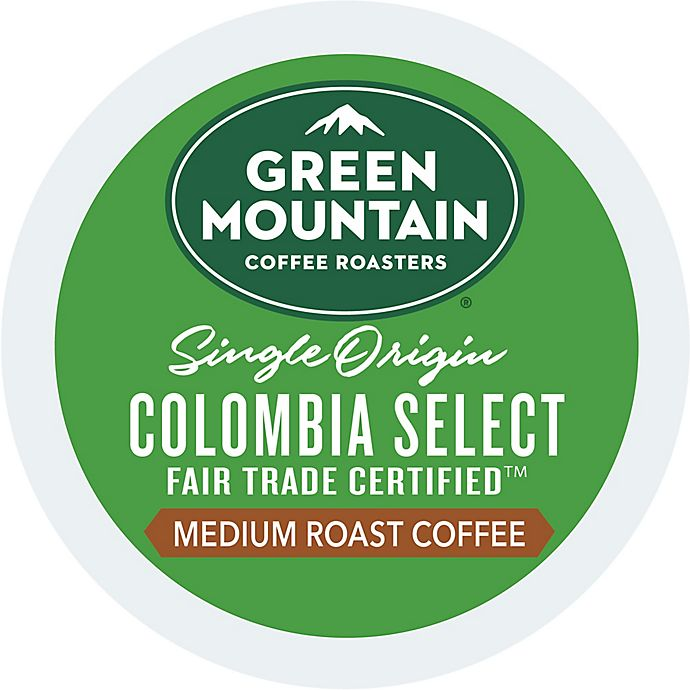 Alternate image 1 for Green Mountain Coffee® Columbia Fair Trade Select Keurig® K-Cup® Pods 24-Count