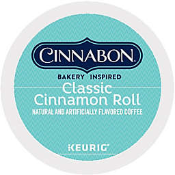 Cinnabon® Classic Cinnamon Roll Coffee Keurig® K-Cup® Pods 24-Count