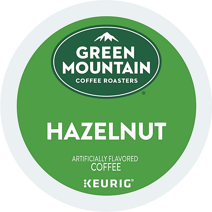Alternate image 1 for Keurig® K-Cup® Pack Green Mountain Coffee® Hazelnut 24-Count