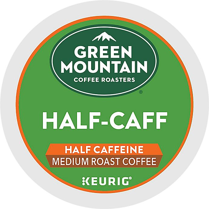 Alternate image 1 for Green Mountain Coffee® Half-Caff Coffee Keurig® K-Cup® Pods 24-Count