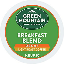Green Mountain Coffee® Breakfast Blend Decaf Keurig® K-Cup® Pods 24-Count