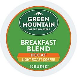 Green Mountain Coffee® Breakfast Blend Decaf Keurig® K-Cup® Pods 24-Count