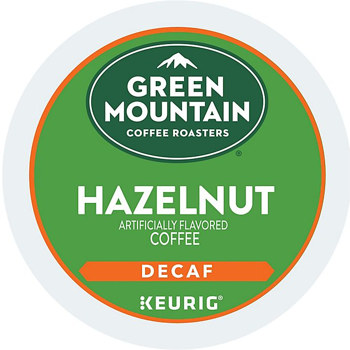 Alternate image 1 for Green Mountain Coffee® Hazelnut Decaf Coffee Keurig® K-Cup® Pods 24-Count