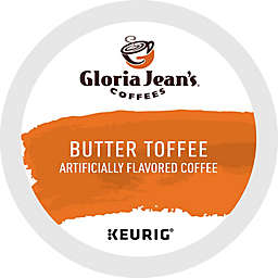 Gloria Jean's® Butter Toffee Coffee Keurig® K-Cup® Pods 24-Count