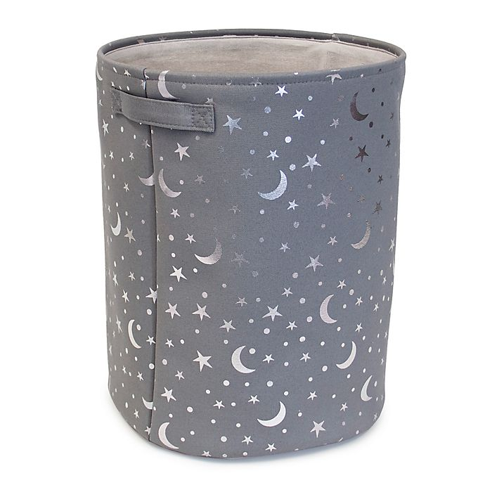 Alternate image 1 for Closet Complete Moon Star Round Hamper