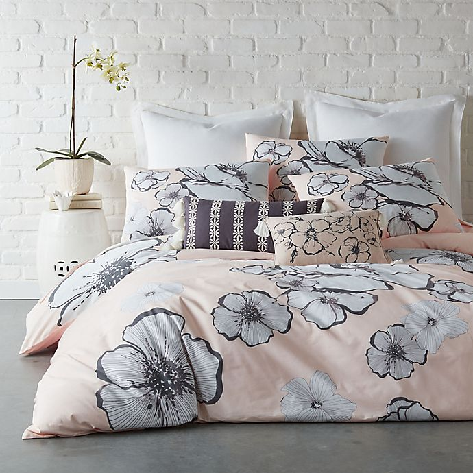Alternate image 1 for Levtex Home Blooming Floral Duvet Cover