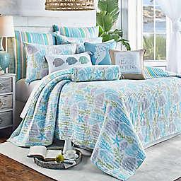 Levtex Home Deva Beach 3-Piece Reversible Quilt Set