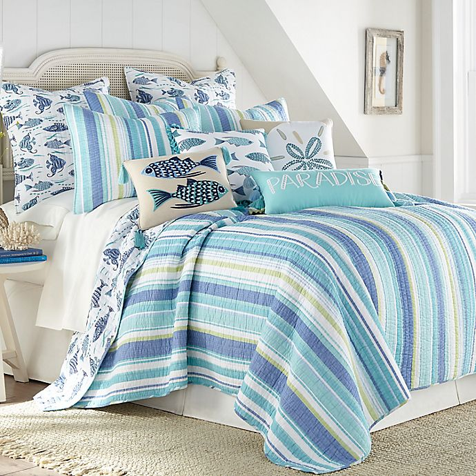 Alternate image 1 for Levtex Home Laida Beach Bedding Collection