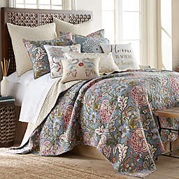 Levtex Home Angelica 3-Piece Reversible Quilt Set