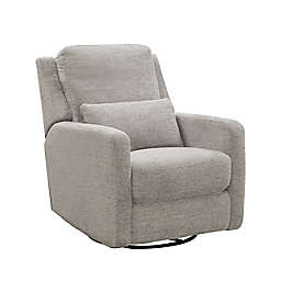 Abbyson Living® Sloane Nursery Swivel Glider Recliner in Ivory