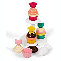 SKIP*HOP® ZOO 18-Piece Sort and Stack Cupcake Set