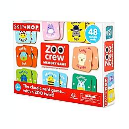SKIP* HOP® ZOO® Crew Memory Game