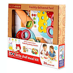 SKIP*HOP® ZOO 26-Piece Little Chef Meal Kit