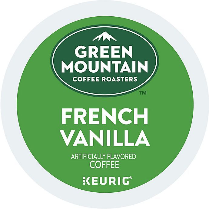 Alternate image 1 for Green Mountain Coffee® French Vanilla Keurig® K-Cup® Pods 24-Count