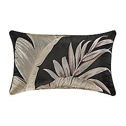 J. Queen New York™ Martinique Boudoir Throw Pillow in Black