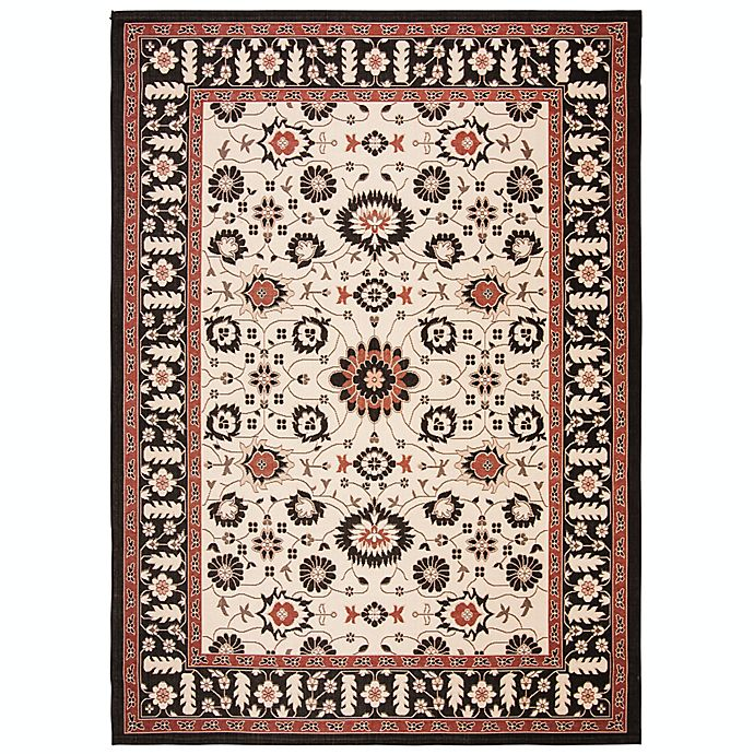 Alternate image 1 for Safavieh Courtyard Carly Indoor/Outdoor Rug