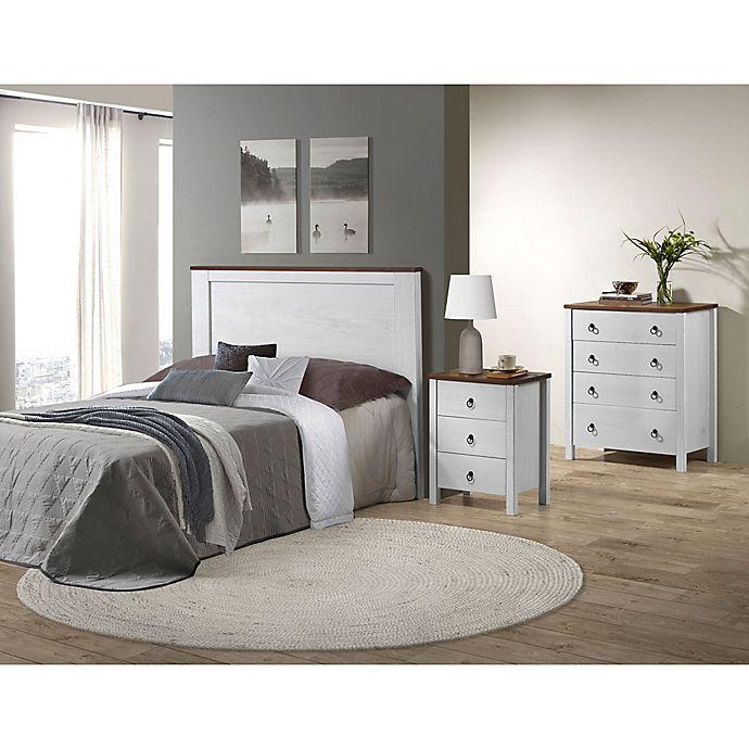Powell Reia Bedroom Furniture, White Bedroom Furniture Canada