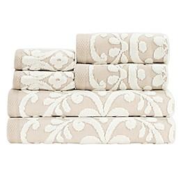 Caro Home Emma 6-Piece Towel Set