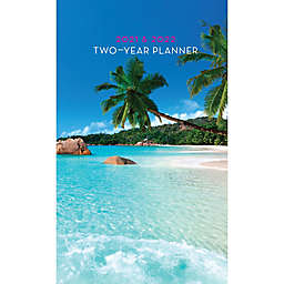 Graphique® de France Island Paradise 2021-2022 29-Month Pocket Calendar