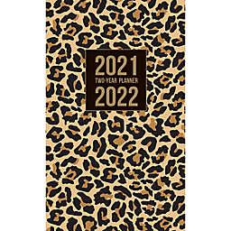 Graphique® de France Cheetah 2021-2022 29-Month Pocket Calendar