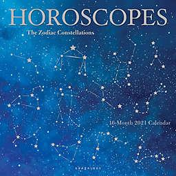Graphique® de France 2021 Horoscopes Wall Calendar