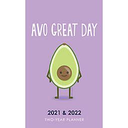 "Graphique® de France ""Avo Great Day"" 2021-2022 29-Month Pocket Calendar"