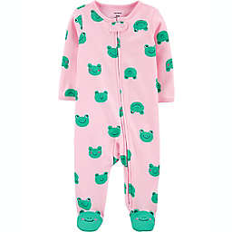 carter's® 2-Way Sleep & Play Footed Pajama Footed Pajama