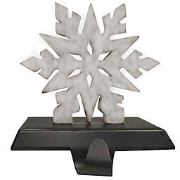 Bee & Willow™ Home Wooden Snowflake Stocking Hanger